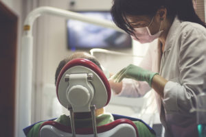 dental exam dentist